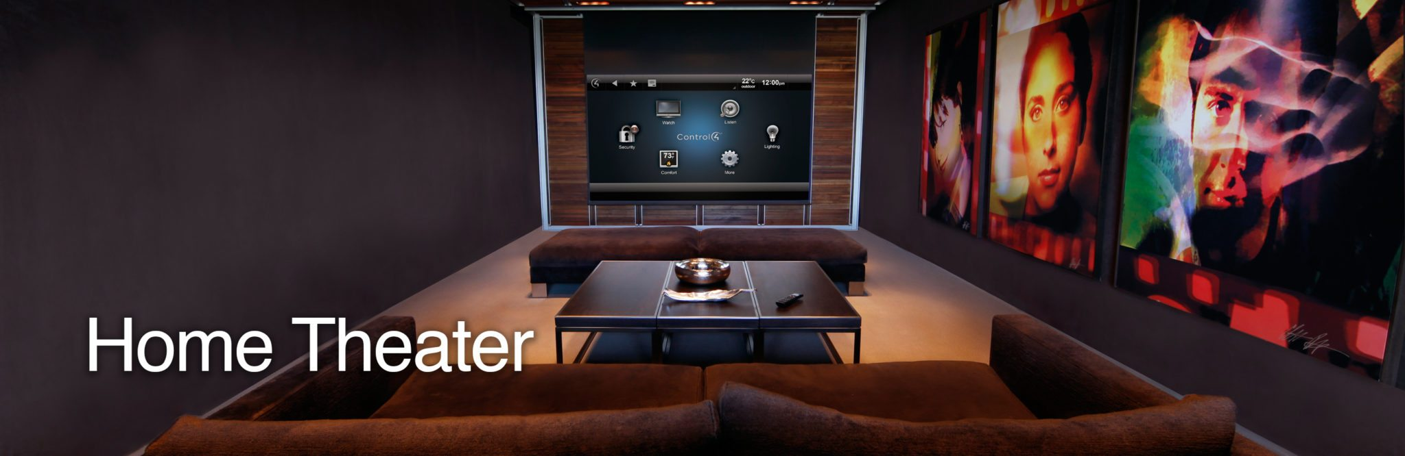 Home Theater Systems Northern Virginia