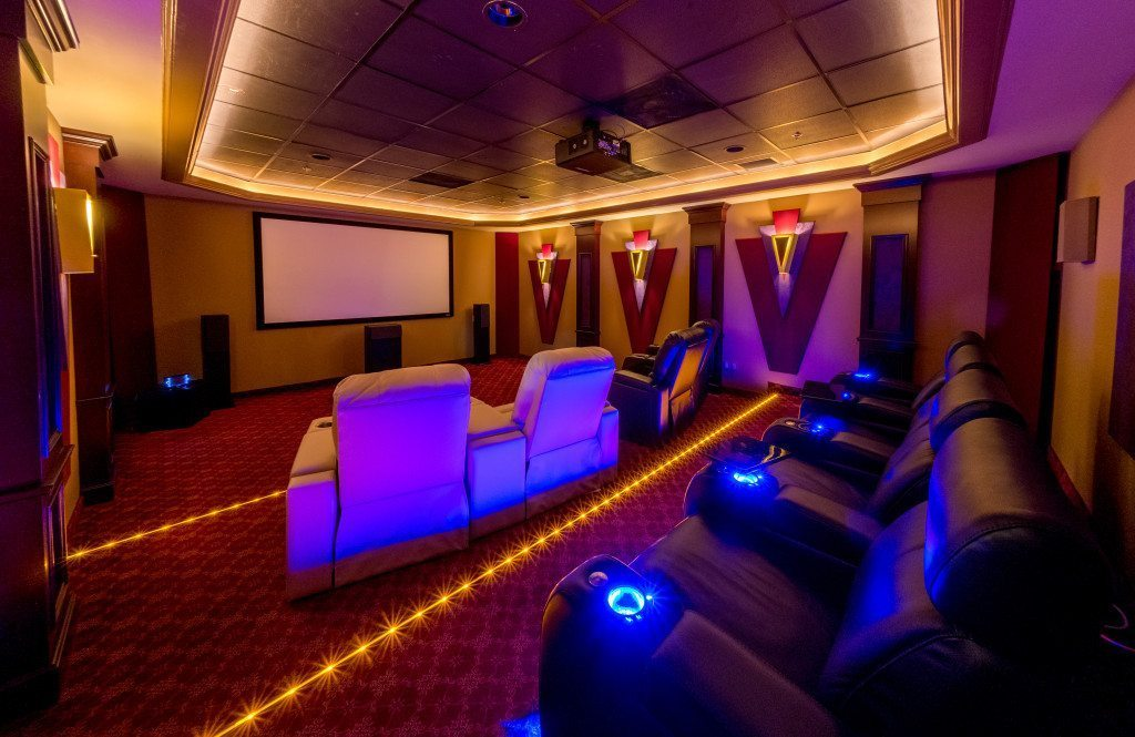 Gold Theater Sight And Sound Systems