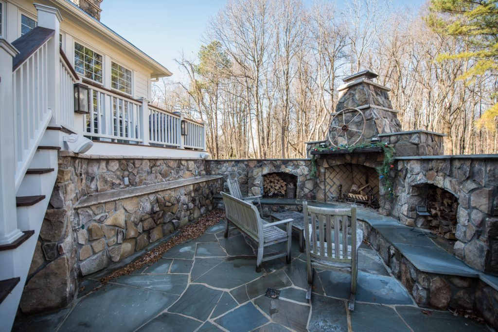 Patio In The Woods Sight And Sound Systems